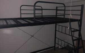 ベッド完成その1