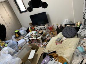 部屋のお掃除