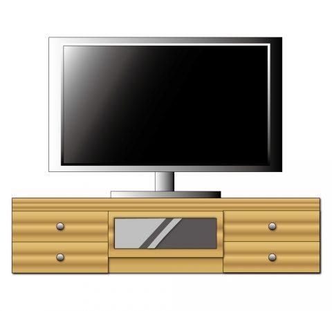 テレビ台の種類について