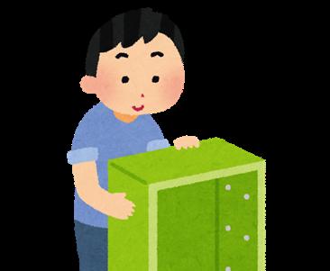 大型家具の組み立て・お手伝いなら八尾市の便利屋何でもワークスへ!