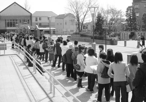 【代行】幼稚園並び代行なら八尾市の便利屋何でもワークスへ!