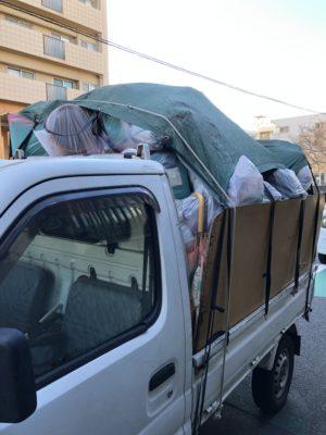 生野区ゴミ撤去