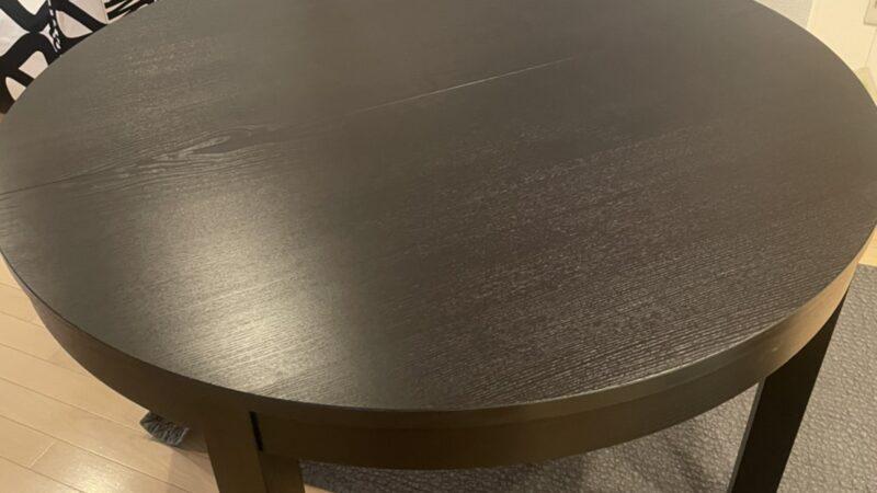 【組立】IKEA製の延長可能テーブルの組み立てを行いました!