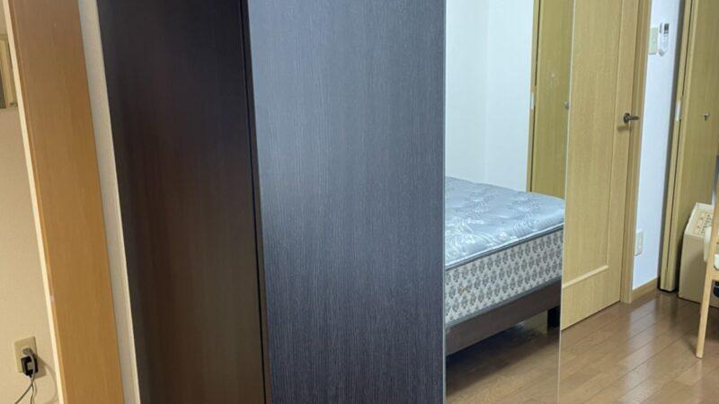 【組立】IKEAの大型クローゼットの組立を行いました!