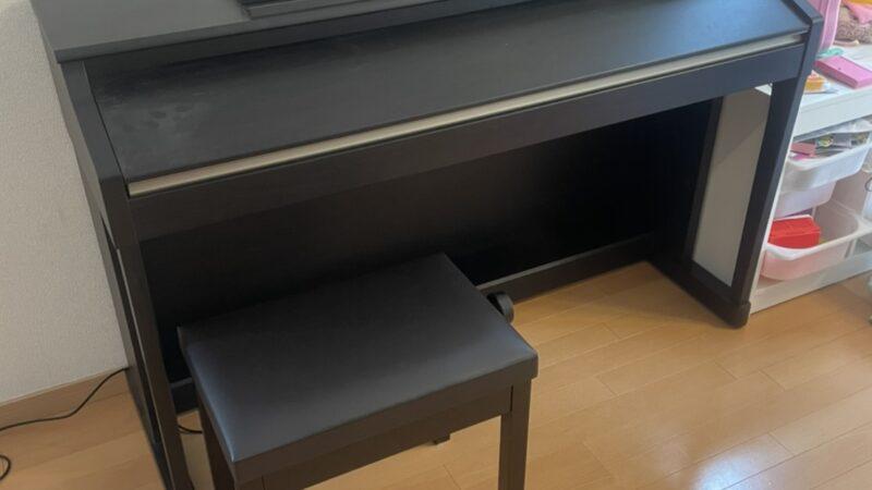 【移動】電子ピアノの家具移動を行いました!